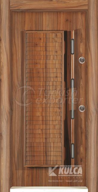 Z-9012 (Exclusive Steel Door)
